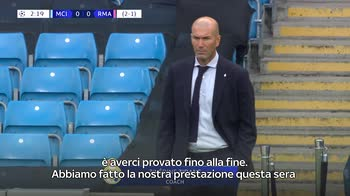 INTV ZIDANE POST MAN CITY_4434729