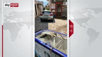 Inondazioni in Grecia