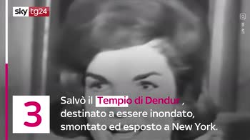 VIDEO 5 curiosità su Jackie Kennedy