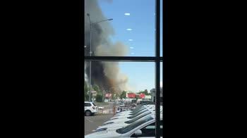 Russia, incendio in una pompa di benzina a Volgograd. VIDEO