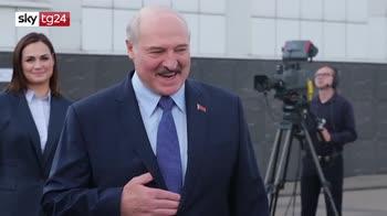 ERROR! Principale oppositrice di Lukashenko lascia la Bielorussia
