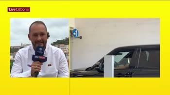 WARN! - COLL DIMARZIO SU RODRIGUEZ ore 15.05