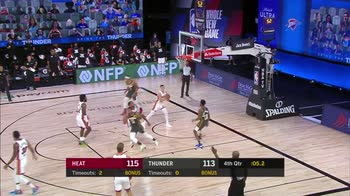 NBA, Play of the Day: Mike Muscala