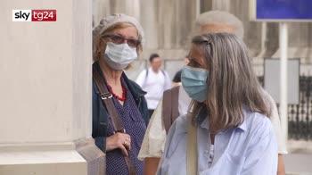 Virus, tornano a salire i contagi in Europa