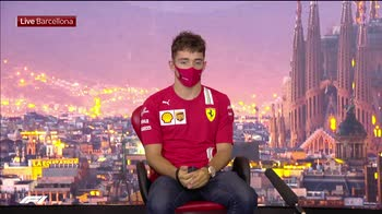 WARN! - f1 ore 16.39 leclerc conferenza stampa ss24