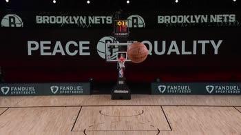 NBA Highlights Brooklyn-Portland 133-134_5402425