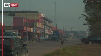 Nuovi incendi in Amazzonia