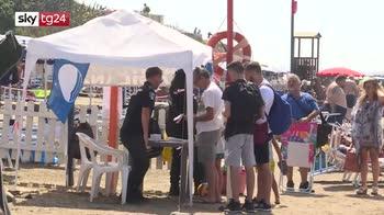 Virus, feste in spiaggia vietate sul litorale romano