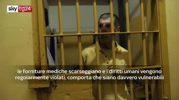 Venezuela, documentario SkyNews sulla prigione per stranieri