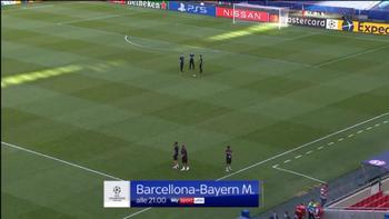 WARN! - 19.52-53 Di Marzio su Perisic fino ad apprezzamento Bayern