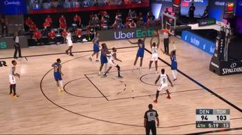 NBA Highlights: Toronto-Denver 117-109