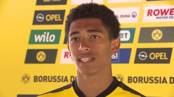 Bellingham: I could not miss chance to sign for Dortmund