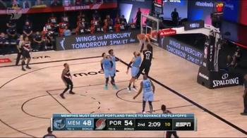 NBA, due punti di Nurkic contro Portland