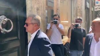 Roma, arrivo Fienga e Baldissoni per il closing