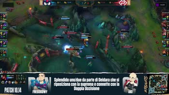 League of Legends, Playoff Outplayed vs Racoon