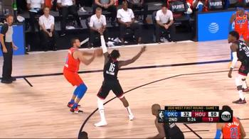 NBA: 29 punti di Danilo Gallinari contro Houston in gara-1