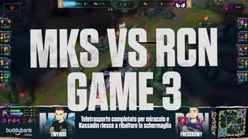 League of Legends, semifinale Mkers Racoon