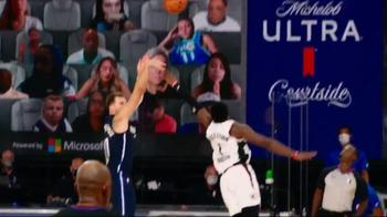 NBA, il buzzer beater di Luka Doncic in slow-motion