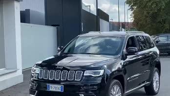 Juventus, l'arrivo di Ronaldo a primo giorno di allenamento