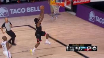 NBA, 32 punti e 15 assist per James Harden in gara-4 vs OKC