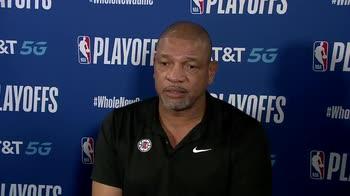 NBA, caso Blake: l'emozionante discorso di Doc Rivers