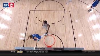 NBA, Marcus Morris colpisce sulla caviglia Doncic