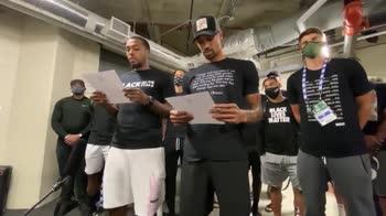 """NBA, il comunicato dei Bucks: """"Giustizia per Jacob Blake"""""""