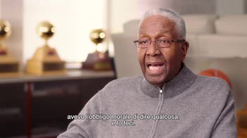 NBA, il tributo di Georgetown a John Thompson