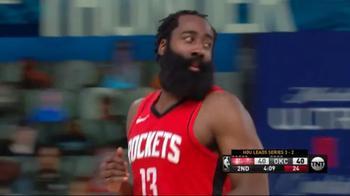 NBA, 32 punti di Harden contro OKC