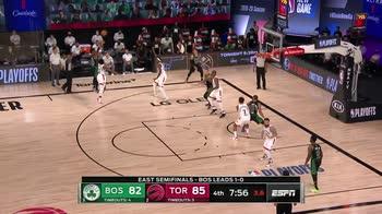 NBA, la Top-5 della notte (2 settembre)