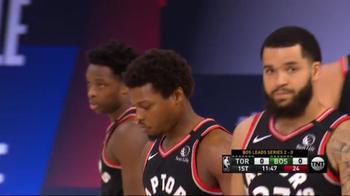 NBA, 31 punti per Kyle Lowry in gara-3 contro Boston