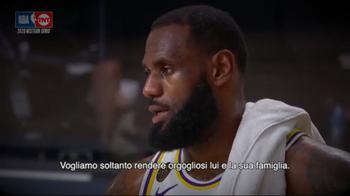 "NBA, LeBron: ""Vogliamo rendere orgoglioso Kobe Bryant"""