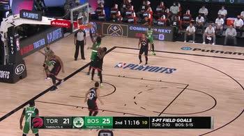 NBA, la Top-5 della notte (10 settembre)