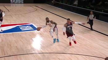 NBA, la Top-5 della notte (13 settembre)