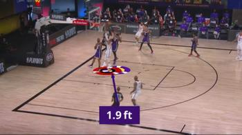 NBA, le stoppate di LeBron ai playoff
