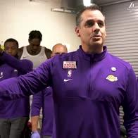 """NBA, coach Vogel guida il coro: """"Mamba al tre"""""""