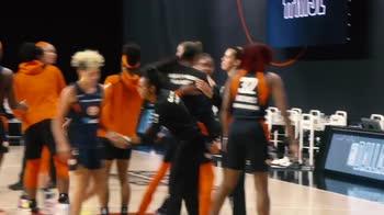 WNBA, cominciano i playoff in onda su Sky Sport