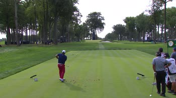 CLIP PATRICK REED HOLE IN ONE_5118692