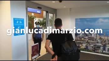 roma milik partenza austria visite mediche