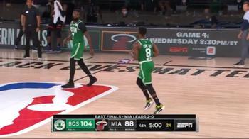 NBA, 21 punti di Kemba Walker contro Miami