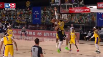 NBA, LeBron James stoppa Murray
