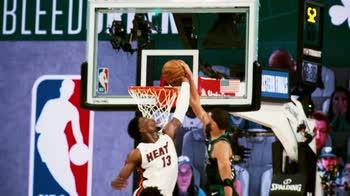 NBA, il promo delle finali 2020
