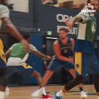 NBA, Klay Thompson torna ad allenarsi con Golden State