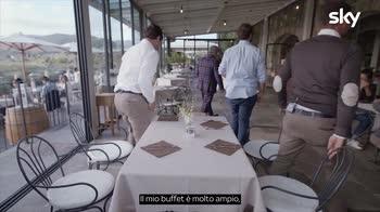 Bruno Barbieri 4 Hotel – Chianti: La colazione