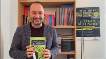 Il libro di Gianluca Di Marzio: Grand Hotel Calciomercato