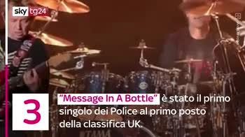 VIDEO Le migliori canzoni di Sting