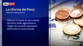 Riforma Fisco, Gualtieri: taglio tasse sul lavoro e sostegno alle famiglie