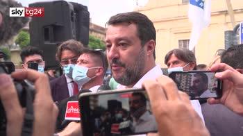 Salvini in Sicilia per il caso Gregoretti, sabato l'udienza