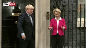 Violato accordo Brexit, UE apre procedura contro Londra
