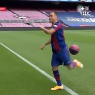 Barcellona, Dest si presenta così: il video